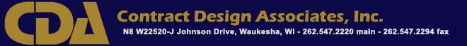 Contract Design Associates, Inc.
